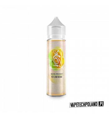PREMIX KOI - YUZU LEMON MERINGUE 50ml Premix o smaku cytryny z bezą.50ml płynu w butelce o pojemności 60ml.Produkt Shake an