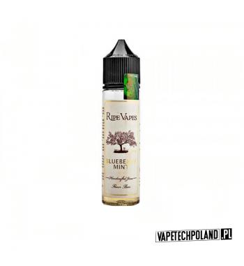 PREMIX RIPE VAPES - VCT BLUEBERRY MINT 20ml Premix o smaku mięty, tytoniu i jagody. 20ml płynu w butelce o pojemności 60ml.Pr