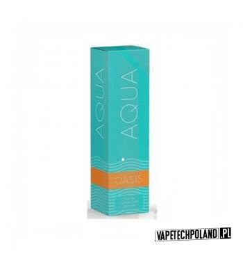 Premix Marina - AQUA OASIS 50ml Premix o smaku kantalupy, brzoskwini i papai. 50ml płynu w butelce o pojemności 60ml.Produkt
