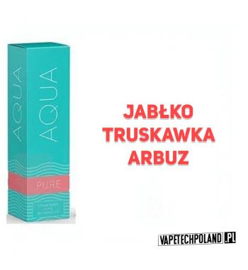 Premix Marina - AQUA PURE 50ml Premix o smaku jabłka, truskawki i arbuza. 50ml płynu w butelce o pojemności 60ml.Produkt Shak