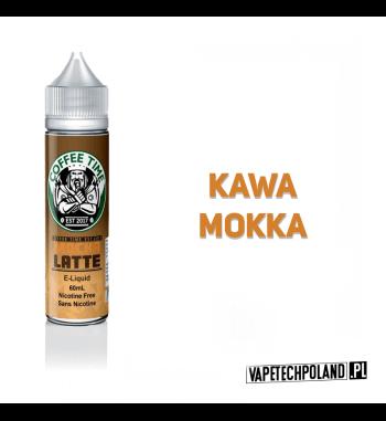 Premix COFFEE TIME - MOCHA LATTE 50ml Premix o smakukawy mokka. 50ml płynu w butelce o pojemności 60ml.Produkt Shake and Vap
