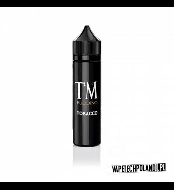 Premix TM Pudding - Tobacco 50ml Premix o smakutytoniu. 50ml płynu w butelce o pojemności 60ml. Produkt Shake and Vape przezna