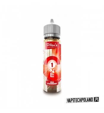 Premix Dillons ONE - WILD STRAWBERRY 50ml Premix o smaku dzikiej truskawki.50ml płynu w butelce o pojemności 60ml. Produkt Sh