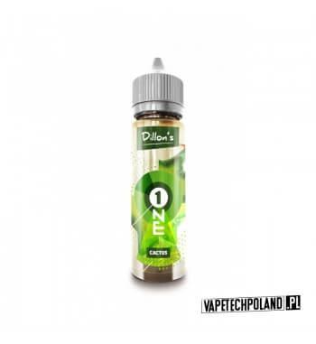 Premix Dillons ONE - CACTUS 50ml Premix o smaku kaktusa.50ml płynu w butelce o pojemności 60ml. Produkt Shake and Vape przezn