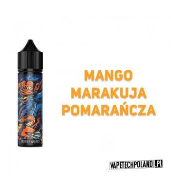 PREMIX HIGH5 COOLMIX - MONKEY WRENCH 40ml Premix o smaku mango, marakui oraz pomarańczy.40ml płynu w butelce o pojemności 60m