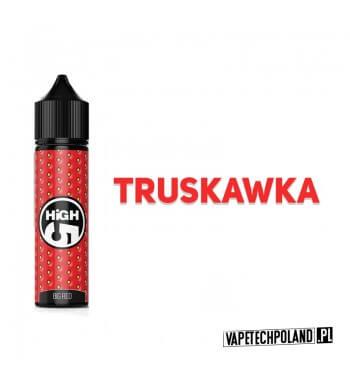 PREMIX HIGH5 MONOMIX - BIG RED 40ml Premix o smaku truskawki.40ml płynu w butelce o pojemności 60ml.Produkt Shake and Vape