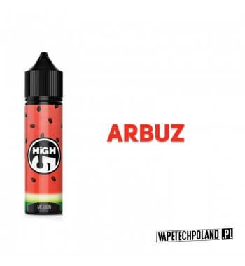 PREMIX HIGH5 MONOMIX - ME LION 40ml Premix o smaku arbuza.40ml płynu w butelce o pojemności 60ml.Produkt Shake and Vape prz