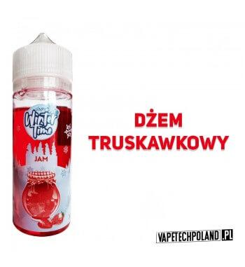 Premix Vapy Winter Time - JAM 100ml Premix o smaku dżemu truskawkowego.100ml płynu w butelce o pojemności 120ml.Produkt Sha