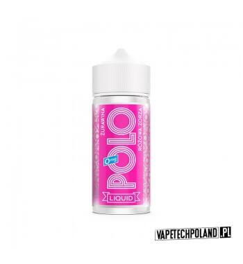 Premix POLO - RÓŻOWA ZORZA 80ML Premix o smaku żurawiny.80ml płynu w butelce o pojemności 100ml.Produkt Shake and Vape prze