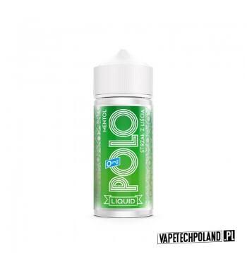 Premix POLO - STRZAŁ Z LIŚCIA 80ML Premix o smaku mentolowym.80ml płynu w butelce o pojemności 100ml.Produkt Shake and Vape