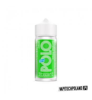 Premix POLO - DOLINA SZARLOTY 80ML Premix o smaku jabłka.80ml płynu w butelce o pojemności 100ml.Produkt Shake and Vape prz