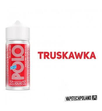 Premix POLO - MAJOWA KOBIAŁKA 80ML Premix o smaku truskawki.80ml płynu w butelce o pojemności 100ml.Produkt Shake and Vape