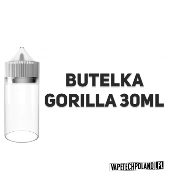 BUTELKA GORILLA - 30ML