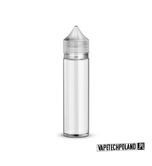 BUTELKA GORILLA - 60ML Plastikowa butelka GORILLA o pojemności 60ML. 1