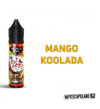 Premix SELFIE BAD MOJO - Mango Cool 50ml Premix o smaku mango z kooladą.50ml płynu w butelce o pojemności 60ml.Produkt Shak