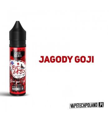 Premix SELFIE BAD MOJO - Goji Berr 50ml Premix o smakujagód goji.50ml płynu w butelce o pojemności 60ml.Produkt Shake and