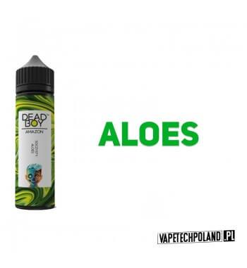 Premix DEAD BOY - Soczysty Aloes 40ML Premix o smaku aloesu.40ml płynu w butelce o pojemności 60ml.Produkt Shake and Vape p