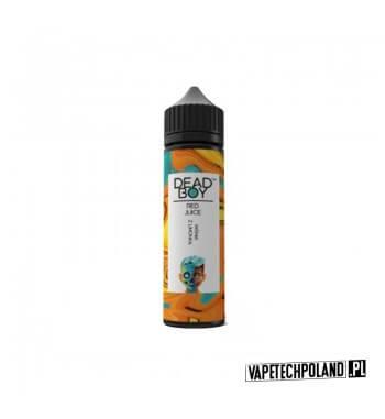 Premix DEAD BOY - Wiśnia z Limonką 40ML Premix o smaku wiśni z limonką.40ml płynu w butelce o pojemności 60ml.Produkt Shake