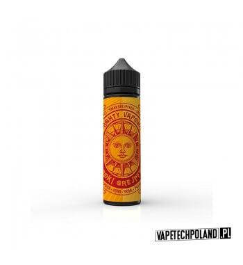 Premix Mighty Vapour - Słodki Grejpfrut 40ML Premix o smaku grejpfruta.40ml płynu w butelce o pojemności 60ml.Produkt Shake