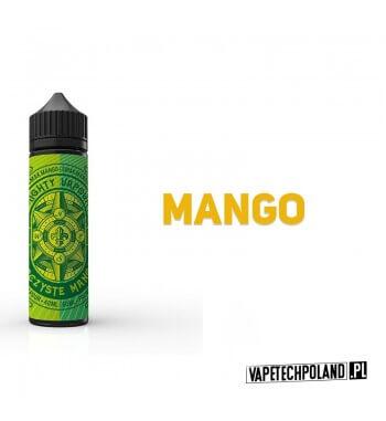 Premix Mighty Vapour - Soczyste Mango 40ML Premix o smaku mango.40ml płynu w butelce o pojemności 60ml.Produkt Shake and Va