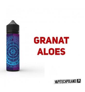 Premix Mighty Vapour - Granat i Aloes 40ML Premix o smaku aloesu z granatem.40ml płynu w butelce o pojemności 60ml.Produkt