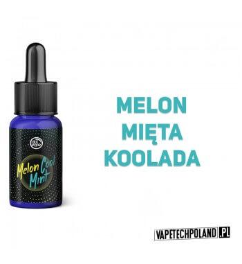 Premix dotVAPE - Melon Cool Mint 20ml Premix o smaku melona, mięty i koolady. 20ml płynu w butelce o pojemności30ml.Produkt