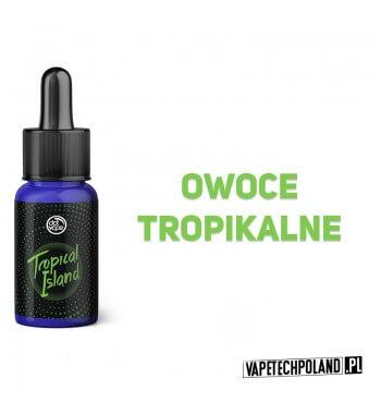 Premix dotVAPE - Tropical Island 20ml Premix o smaku tropikalnych owoców. 20ml płynu w butelce o pojemności30ml.Produkt Shak
