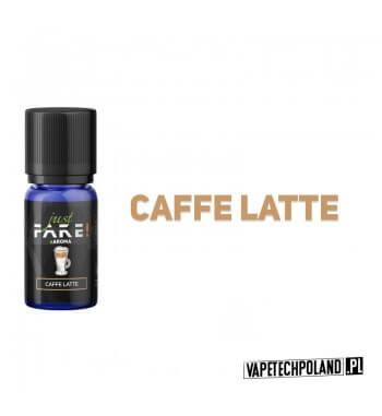 Aromat Just FAKE - CAFFE LATTE 10ml Aromat o smaku kawy latte.  Sugerowane dozowanie: 7-15% Pojemność: 10ml 2