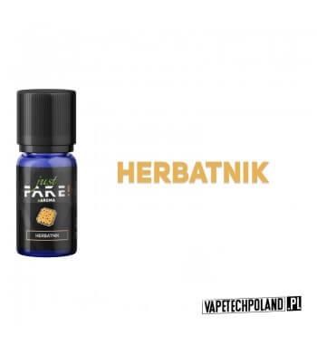 Aromat Just FAKE - HERBATNIK 10ml Aromat o smaku herbatnika.  Sugerowane dozowanie: 7-15% Pojemność: 10ml 2
