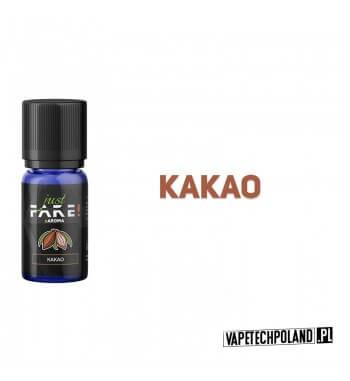 Aromat Just FAKE - KAKAO 10ml Aromat o smaku kakaowym.  Sugerowane dozowanie: 7-15% Pojemność: 10ml 2