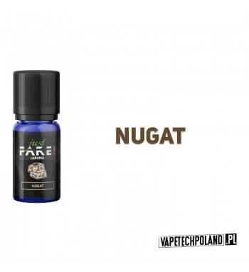 Aromat Just FAKE - NUGAT 10ml Aromat o smaku nugatowym.  Sugerowane dozowanie: 7-15% Pojemność: 10ml 2
