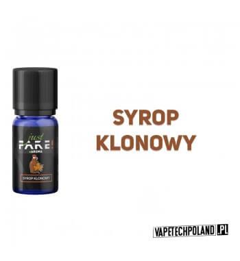 Aromat Just FAKE - SYROP KLONOWY 10ml Aromat o smakusyropu klonowego.  Sugerowane dozowanie: 7-15% Pojemność: 10ml 2