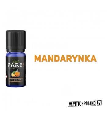 Aromat Just FAKE - MANDARYNKA 10ml Aromat o smakumandarynki.  Sugerowane dozowanie: 7-15% Pojemność: 10ml 2