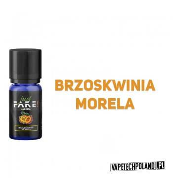 Aromat Just FAKE - BRZOSKWINIA MORELA 10ml Aromat o smaku brzoskwini z morelą.  Sugerowane dozowanie: 7-15% Pojemność: 10ml 2