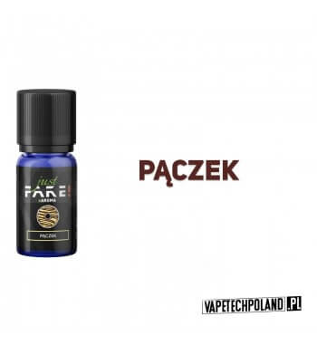 Aromat Just FAKE - PĄCZEK 10ml Aromat o smaku pączka.  Sugerowane dozowanie: 7-15% Pojemność: 10ml 2