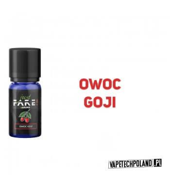 Aromat Just FAKE - OWOC GOJI 10ml Aromat o smaku owoców goji.  Sugerowane dozowanie: 7-15% Pojemność: 10ml 2