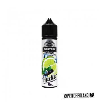 Premix RADLER 40ml - Czarna Porzeczka&Limonka&Koolada Premix o smakuczarnej porzeczki z limonką i kooladą. 40ml płynu w butelc