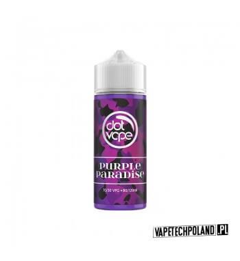 Premix DotVape - Purple Paradise 80ML Premix o smaku cukierków skittles. 80ml płynu w butelce o pojemności 100ml.Produkt Shak