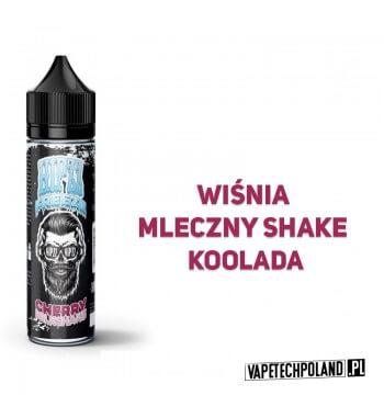 PREMIX Hipzz Freeze - Cherry Milkshake 50ml Premixo smaku wiśni w mlecznym shake'u z dodatkiem koolady. 50ml płynu w butelce o