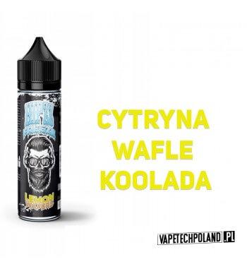 PREMIX Hipzz Freeze - Lemon Wafers 50ml Premixo smaku wafla cytrynowego z kooladą. 50ml płynu w butelce o pojemności 60mlPro