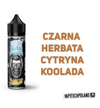 PREMIX Hipzz Freeze - Black Tea Lemon 20ml Premixo smakuczarnej herbaty z cytrynąi kooladą. 20ml płynu w butelce o pojemnośc