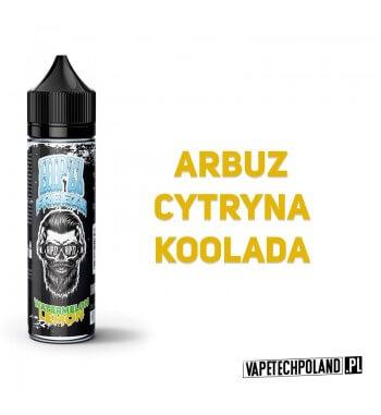 PREMIX Hipzz Freeze - Watermelon Lemon 20ml Premixo smakuarbuza z cytrynąi kooladą. 20ml płynu w butelce o pojemności 30ml
