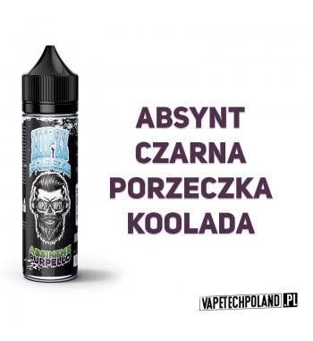PREMIX Hipzz Freeze - Absinthe Purpello 20ml Premixo smaku absyntu zczarną porzeczkąi kooladą. 20ml płynu w butelce o pojemn