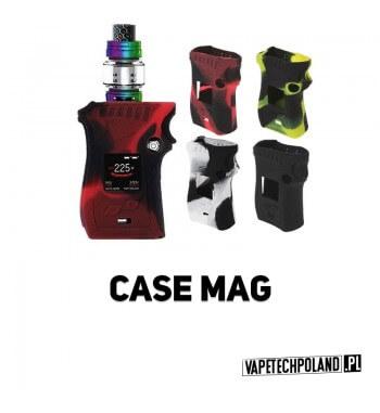 CASE silikonowy - MAG Silikonowy case na e-papierosa. Chroni nasz sprzęt przed zarysowaniami i upadkami oraz dodaje oryginalneg