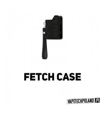 Smok Fetch mini CASE - CZARNY Pokrowiec wykonany z wysokiej jakości skóry, bardzo wygodny w użytkowaniu. Pozwoli zachować sprzę