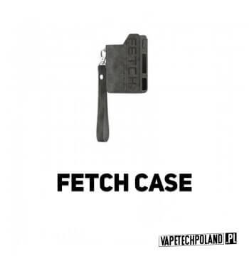 Smok Fetch mini Leather CASE - SZARY Pokrowiec wykonany z wysokiej jakości skóry, bardzo wygodny w użytkowaniu. Pozwoli zachowa