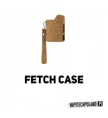 Smok Fetch mini Leather CASE - Coffee Pokrowiec wykonany z wysokiej jakości skóry, bardzo wygodny w użytkowaniu. Pozwoli zachow
