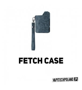 Smok Fetch mini Leather CASE - NIEBIESKI Pokrowiec wykonany z wysokiej jakości skóry, bardzo wygodny w użytkowaniu. Pozwoli zac
