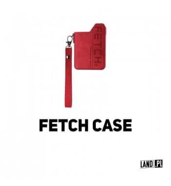Smok Fetch mini Leather CASE - CZERWONY Pokrowiec wykonany z wysokiej jakości skóry, bardzo wygodny w użytkowaniu. Pozwoli zach