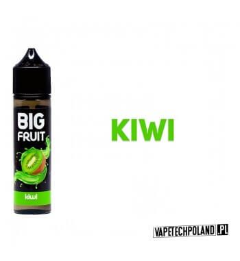 PREMIX BIG FRUIT BOTTLE 40 ml - KIWI Premix o smaku kiwi. 40ml płynu w butelce o pojemności 60ml.Produkt Shake and Vape przez